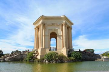 Château d'eau du Peyrou à Montpellier, France