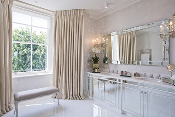 huge en-suite bathroom