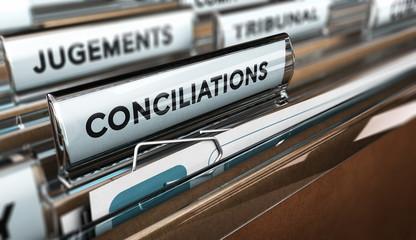 Dossier de conciliation