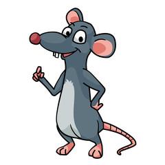 Smilling rat