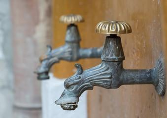 I rubinetti in seguenza