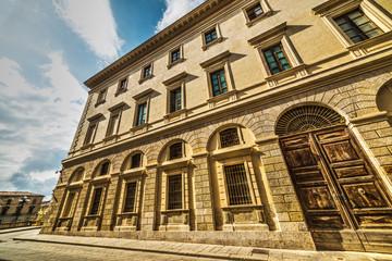 Palazzo della provincia in Sassari