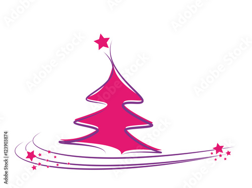 pinker tannenbaum stock image and royalty free vector