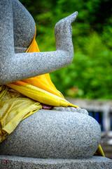 Hand of Buddha Image Statue