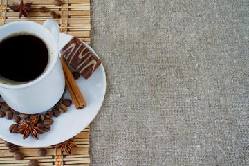 Coffee mock up