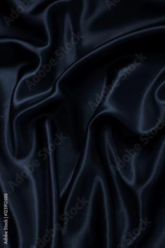 smooth elegant black silk - photo #24