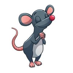 Smiling rat