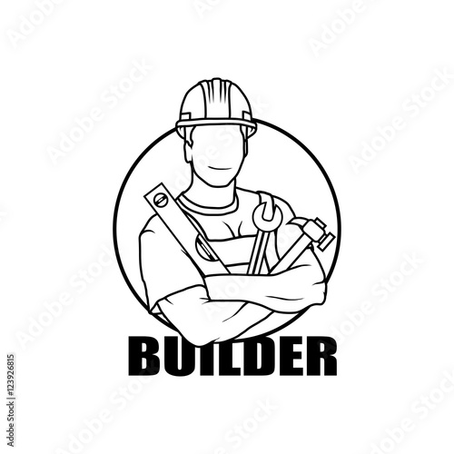 Builder vectors and photos - free graphic resources