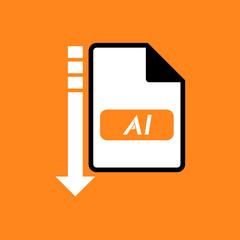 computer vector file icon