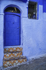 Chefchaouen that is the famous blue city of Morocco.