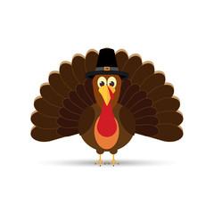 turkey flat style