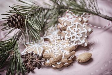 Kalender Weihnachten Kekse