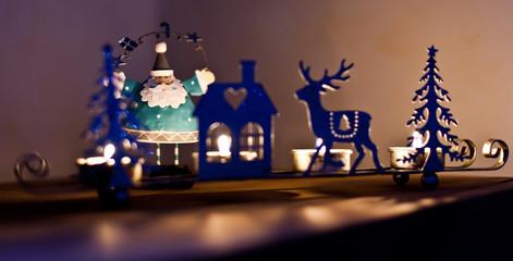 Décoration de Noël - Père Noël