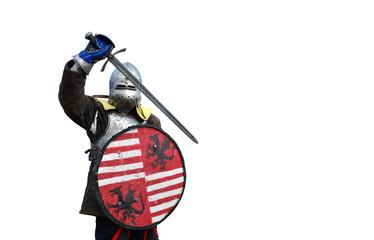 medieval armor mercenary