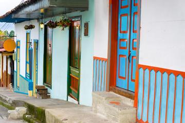 Colorful Salento Architecture