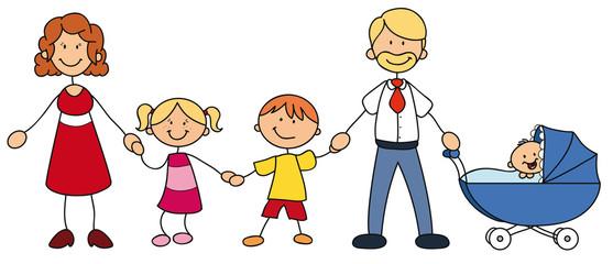 Familie Mit Drei Kindern : bilder und videos suchen gro familie ~ A.2002-acura-tl-radio.info Haus und Dekorationen