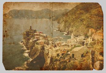 Effets photo vintage
