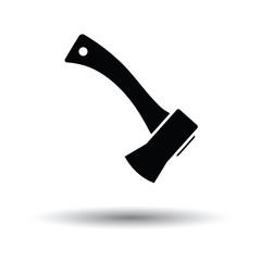 Camping axe  icon