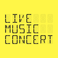 Live Music Concert