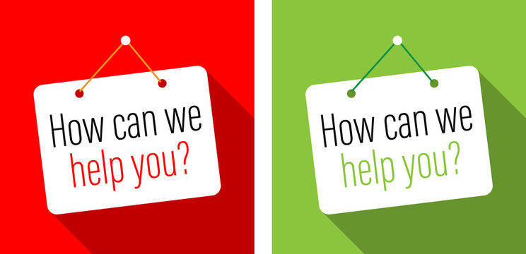 How can we help you ?