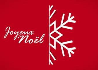 fêtes noël carte nouvelle année