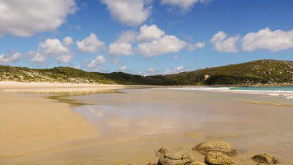 Picnic Bay im Wilsons Promontory Nationalpark, Victoria in Australien