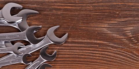 Schraubenschlüsssel, Werkzeug