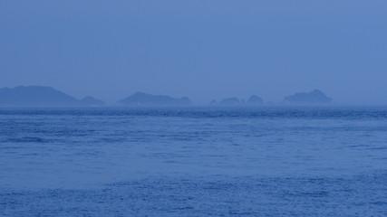 日本の海(宇和海)