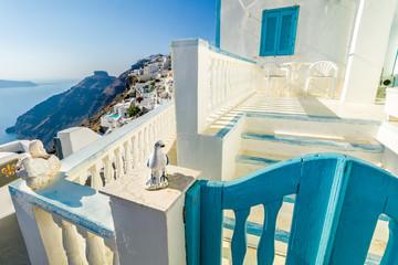 Greek Architecture in Santorini