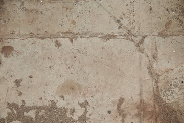 A whole page of rough concrete background texture