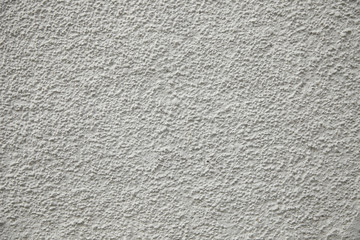 A whole page of rough white plaster background texture
