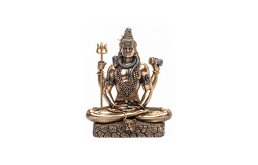 Shiva God, the Hindu deity, the Supreme God in shaivism