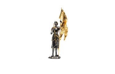 Jeanne d'Arc figurine
