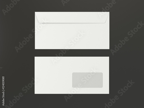 Isolated white postal envelope for letters with window and clean isolated white postal envelope for letters with window and clean blank copy space for text reheart Gallery
