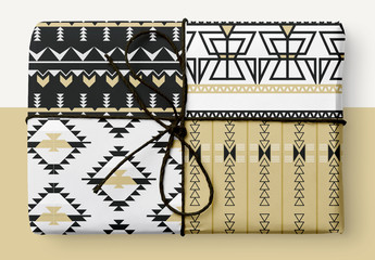 Geometric Southwestern Patterns