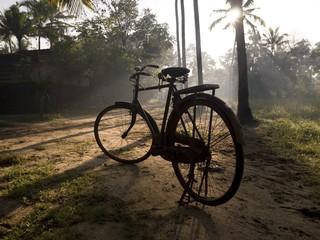 Bicycle, Kerala, India