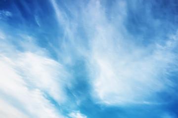 blue sky cloud sunset