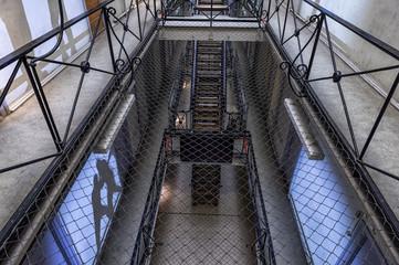 Prison Floor