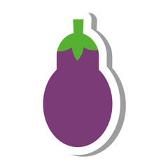beet vegetable healthy icon vector illustration design
