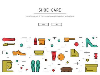 shoe care elements