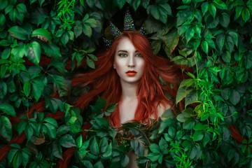Elf princess portrait