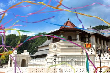 Kandy (Sri Lanka) - Temple de la dent