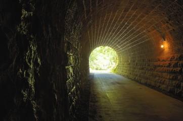 静岡県賀茂郡河津町、天城山隧道・河津町側