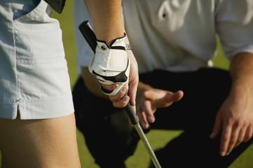A Golf Lesson