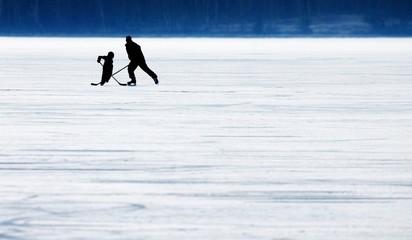 Skating Together