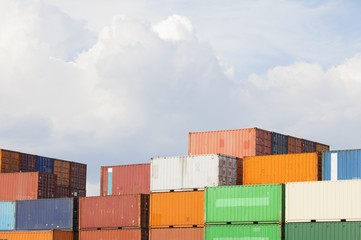 Shipping Containers; Edmonton, Alberta, Canada