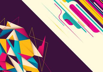 Abstract Illustrations Set