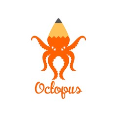 Octopus Logo Templates For Your Business