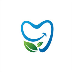 Herbal Dental Smile logo