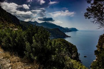 Mallorca, Tramuntana Gebirge, Westküste